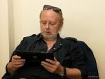 Autorské čtení spisovatele Jiřího Kovaříka