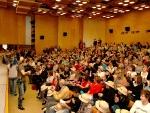 Malý sál Thermalu - Tourfilm 2010
