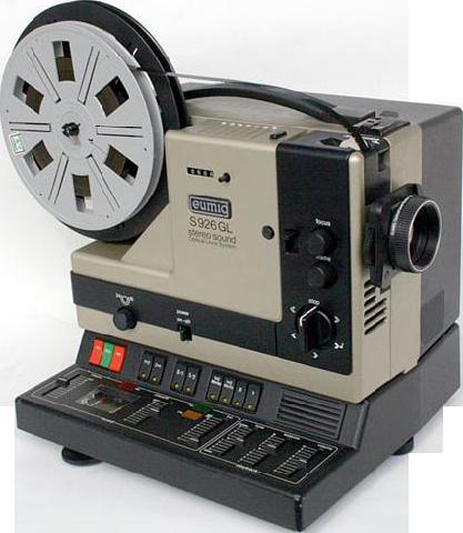Eumig projektor